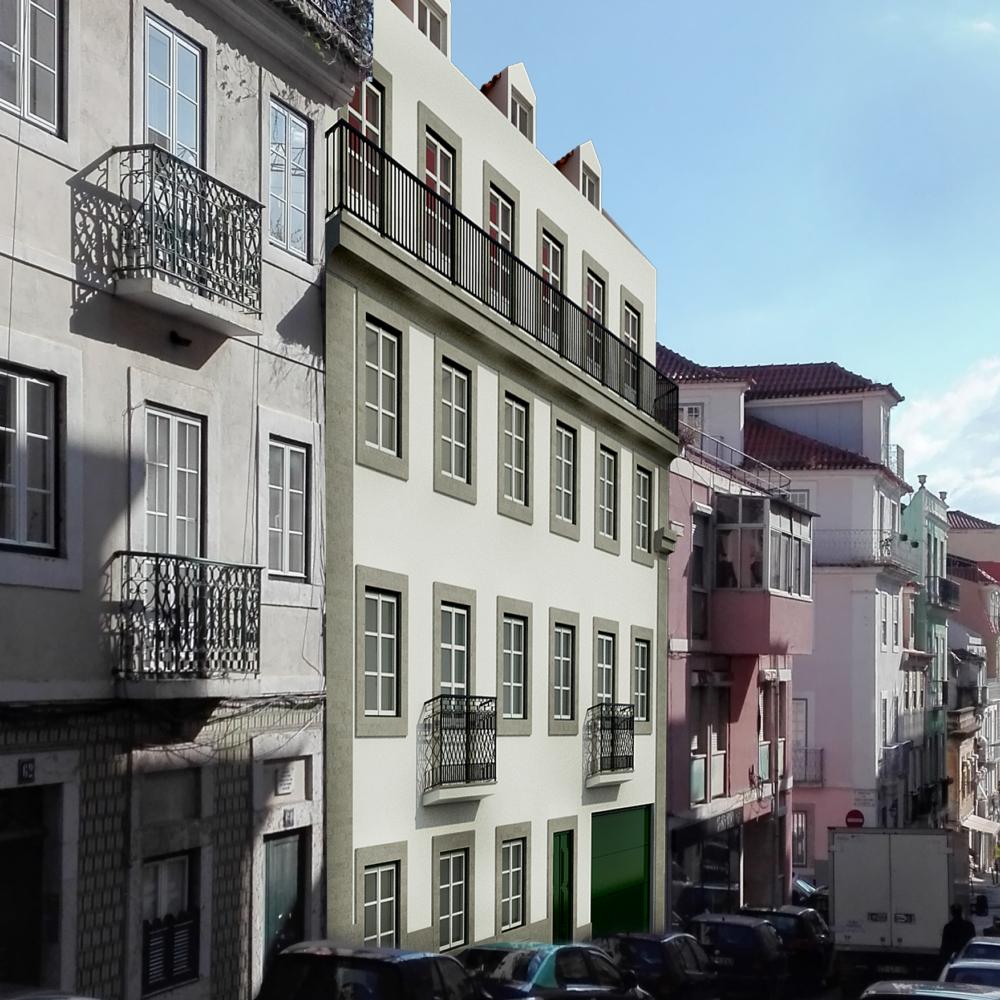 Rua do Conde, lisbonne