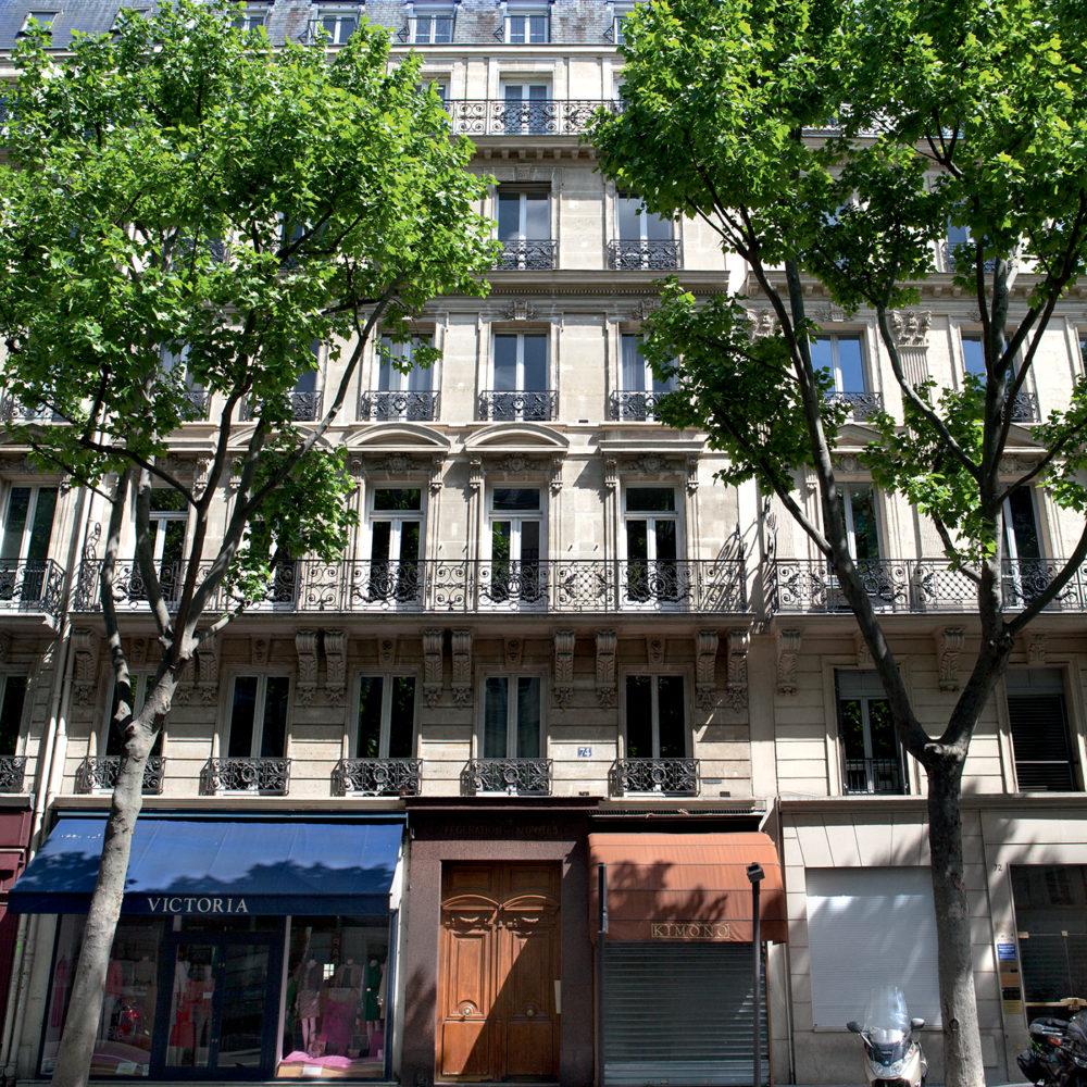 74 HAUSSMANN, Paris 8ème