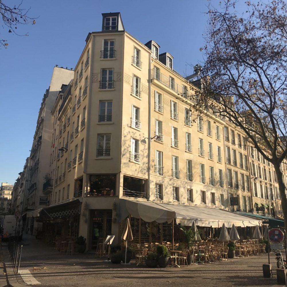 Coquillière, Paris 1er